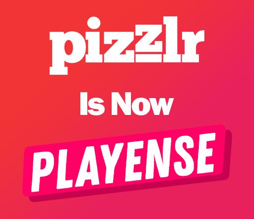 Pizzlr is now Playense