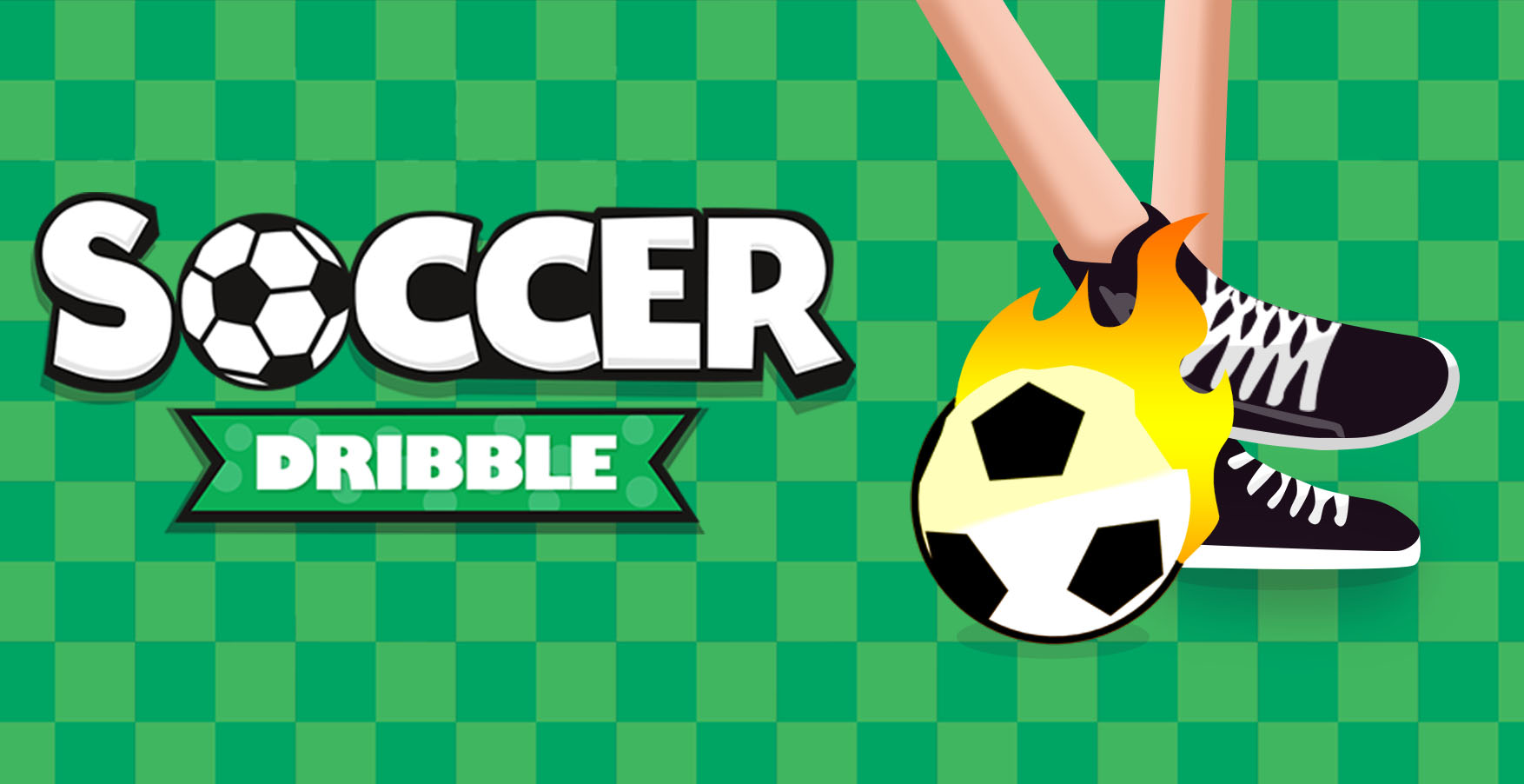 Soccer Dribble – Dribbling Game For iOS and Android